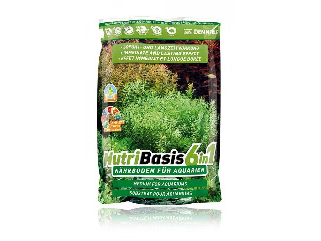 Dennerle NutriBasis 6v1 4,8 kg