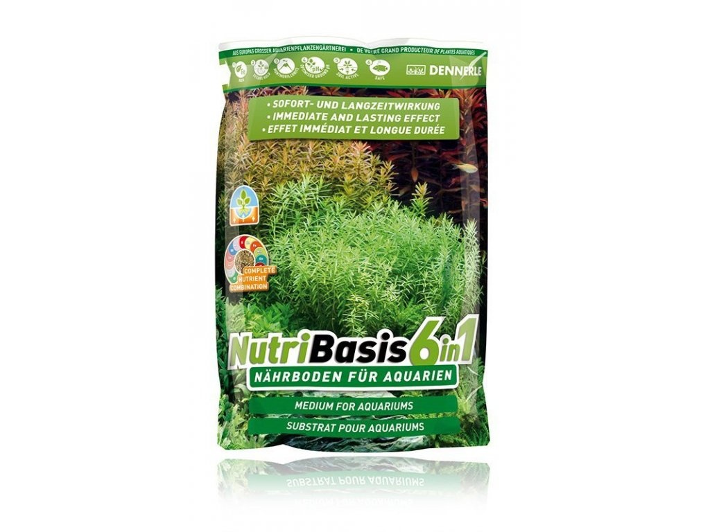 Dennerle NutriBasis 6v1 2,4 kg