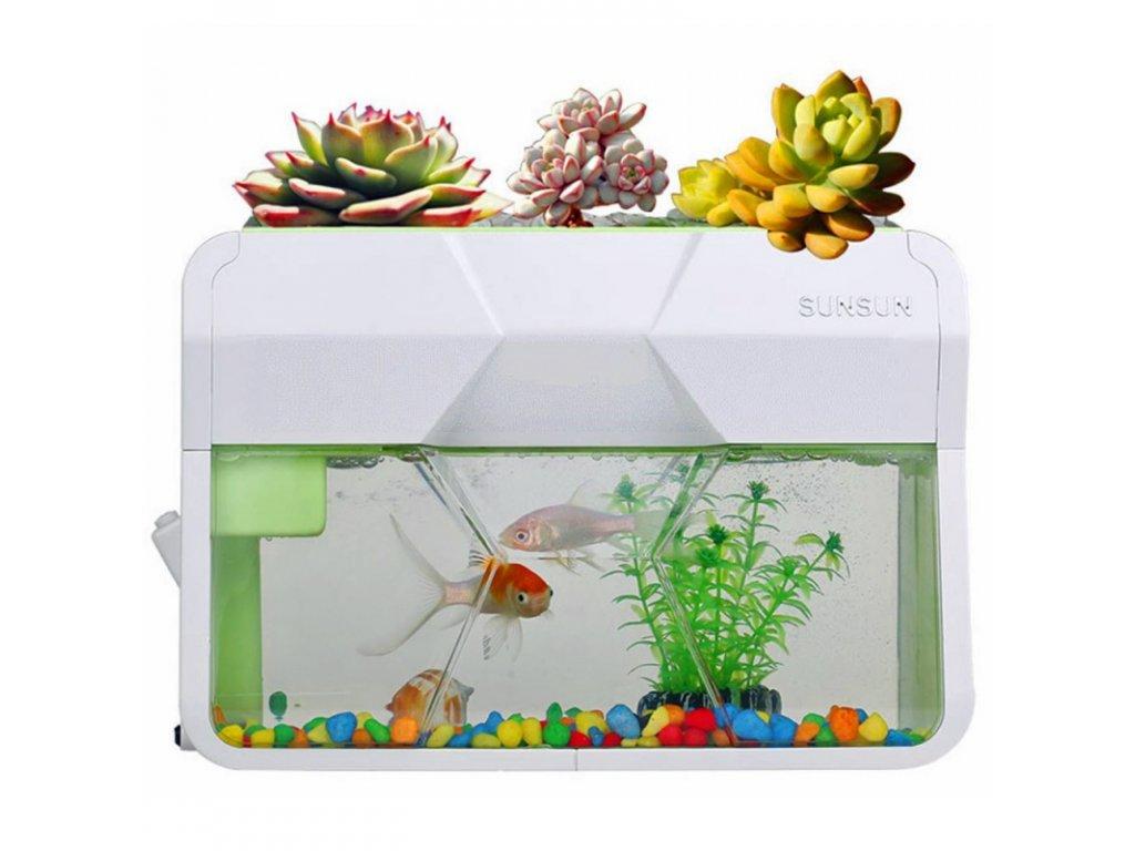 SunSun Aqua&Garden Hydroponics - hydroponie 4l