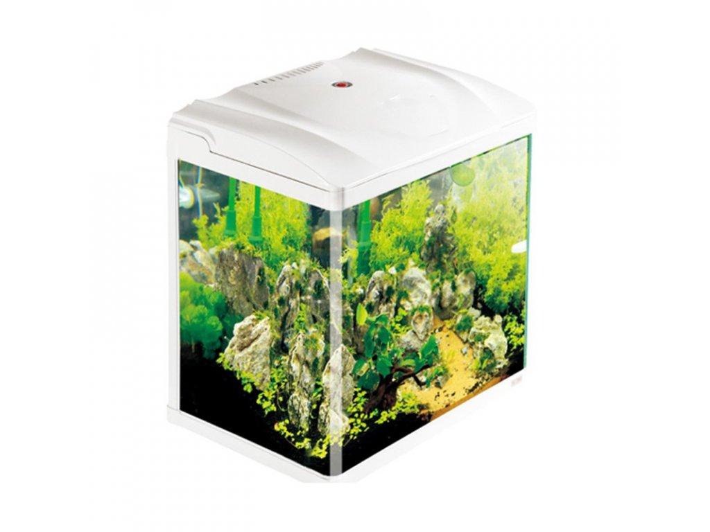 SunSun HR-320 - akvarijní set 19l - bílý