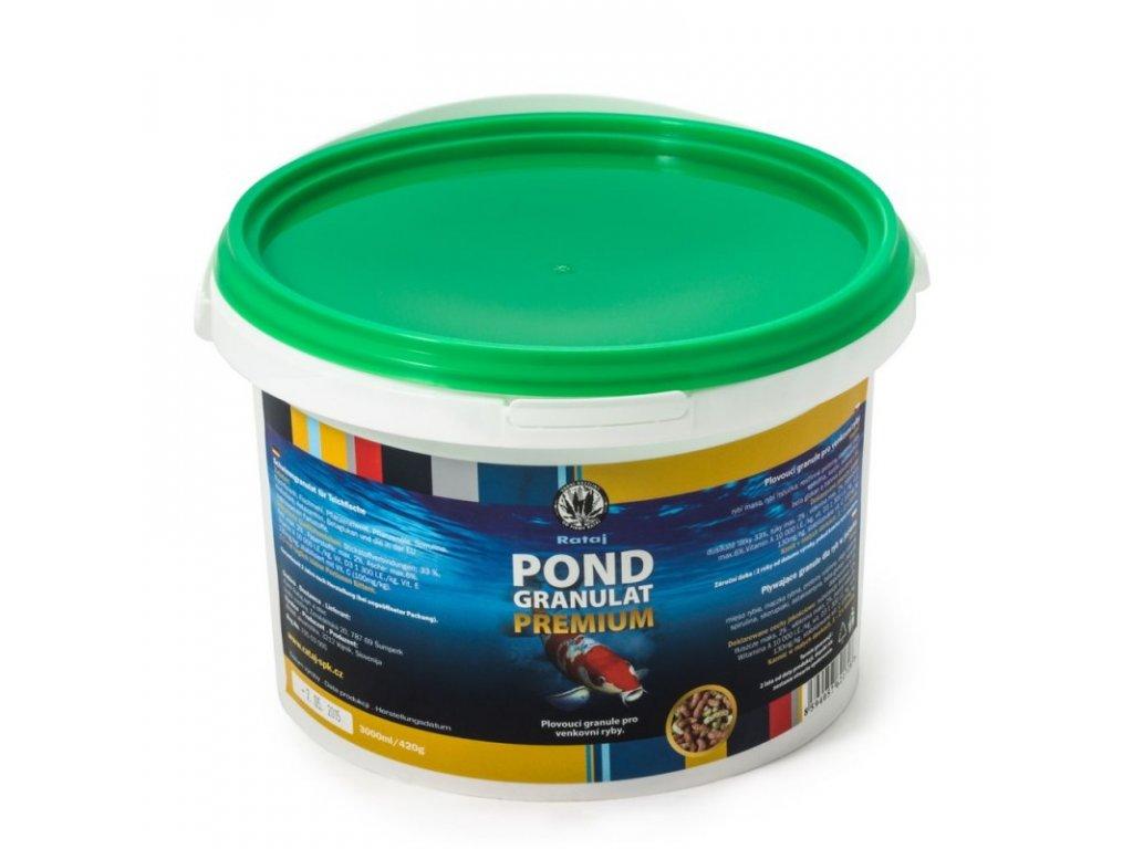 Rataj POND GRANULAT Premium 3l
