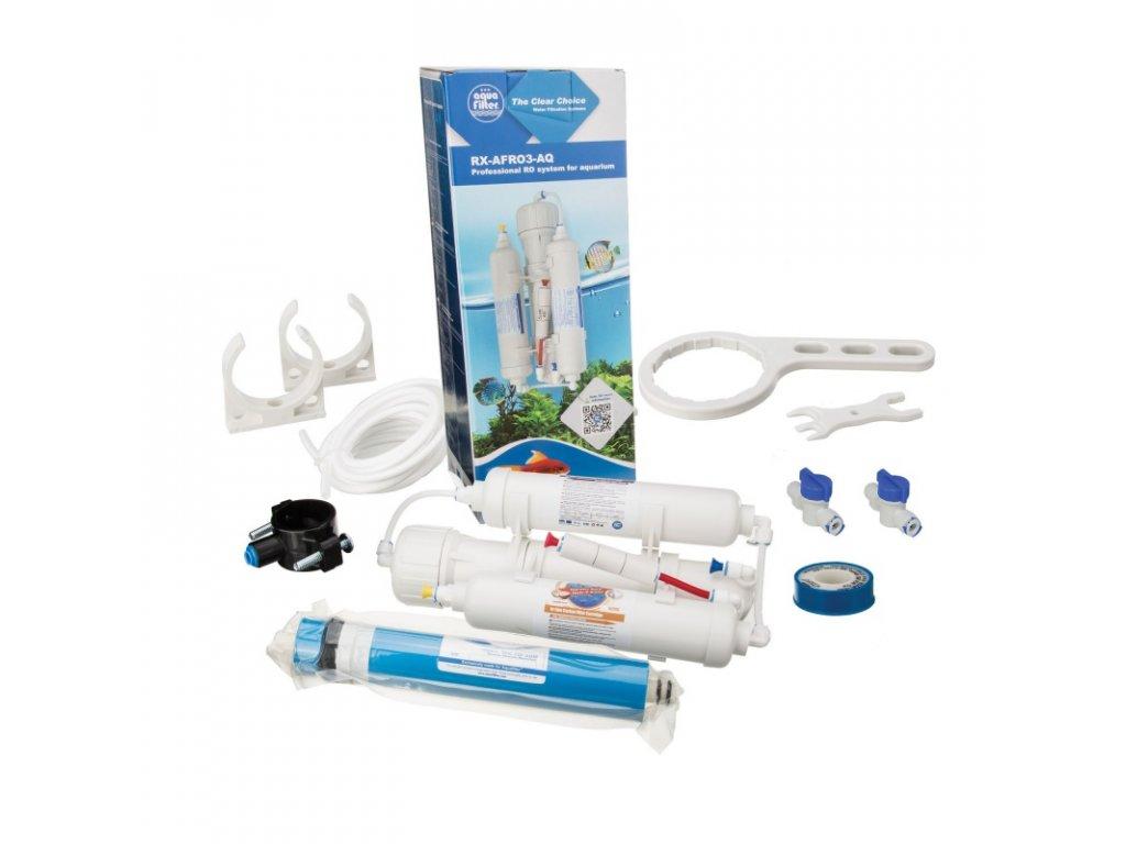 Aquafilter RO3 třístupňová osmóza 75GPD