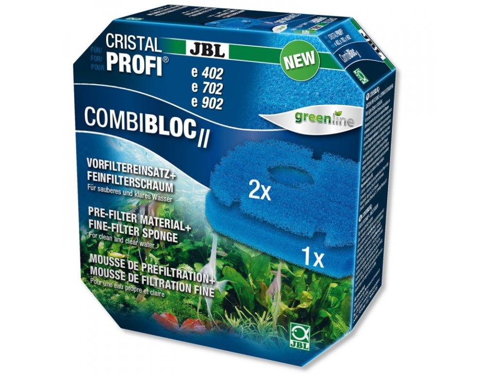 JBL CombiBloc II CristalProfi e - filtrační nápně do CristalProfi
