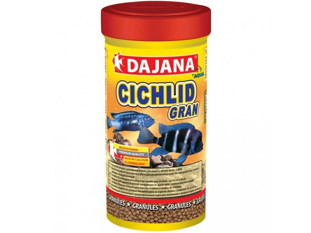 Dajana Cichlid granulát 250 ml