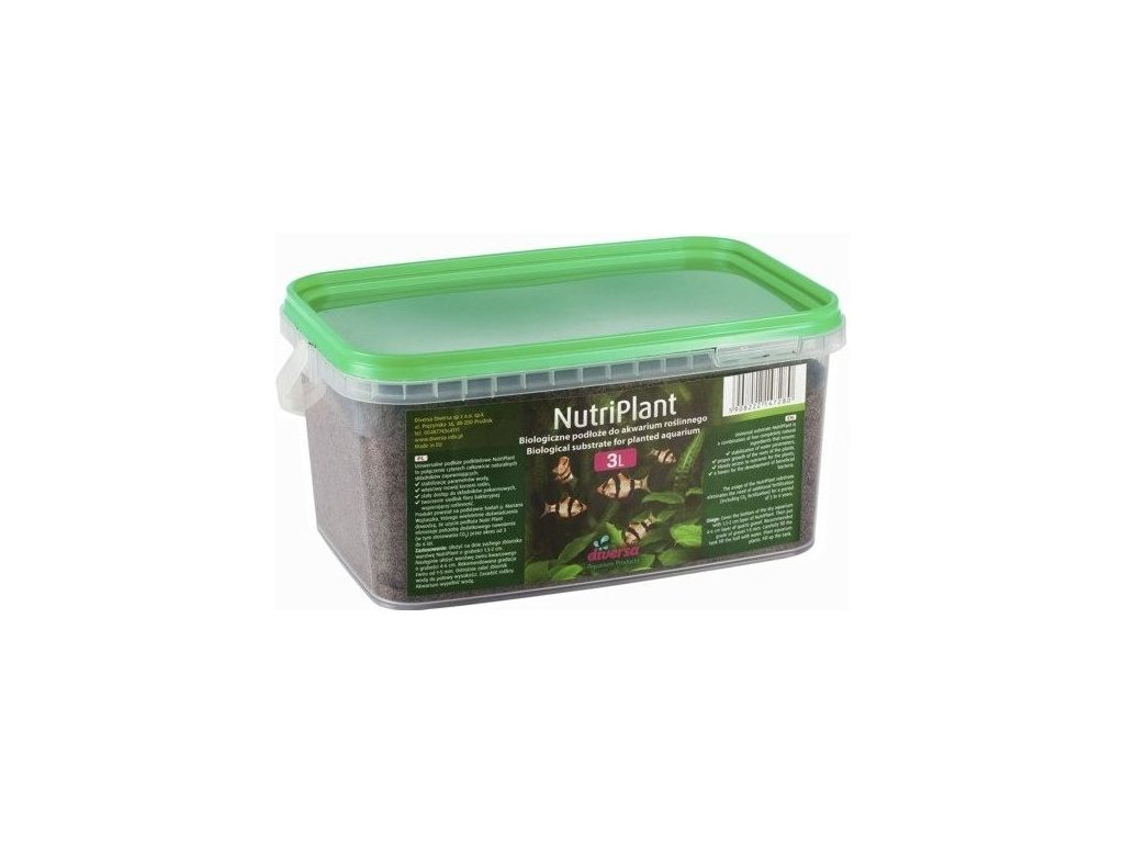 Diversa Nutriplant substrát 3 l