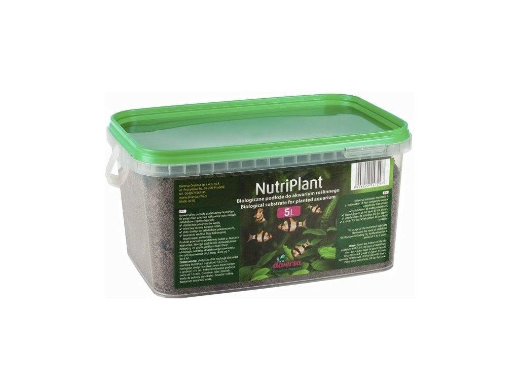 Diversa Nutriplant substrát 5 l