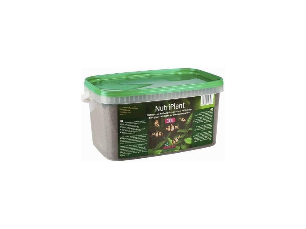 Diversa Nutriplant substrát 10 l