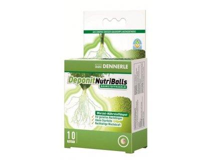 DENNERLE Deponit Nutri Balls 10 kuliček