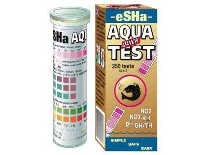 eSHa Aqua Quick Test 50ks
