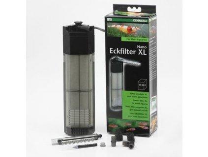 Dennerle Nano Eckfilter XL, rohový filtr 30-60l