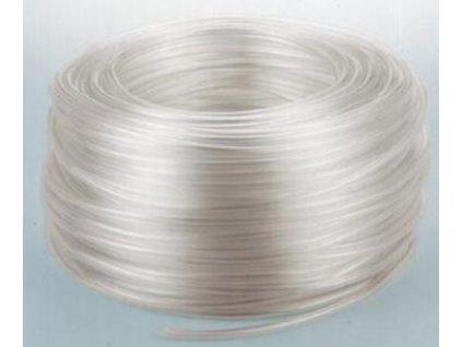 Silikonová vzduchovací hadička - 1m