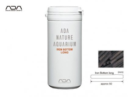ADA Iron bottom LONG - 1kus