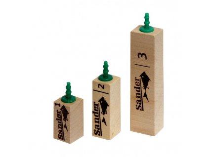 Sander difuzor dřevěný 1 - 35 mm