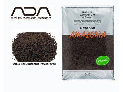 ADA Aqua Soil Amazonia 1l Powder