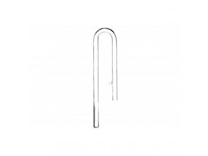 Nasávací trubice 12/16mm 24cm