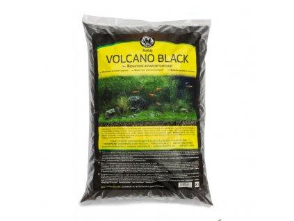 Rataj VOLCANO BLACK 8l  + K nákupu 1x Pelia moss ZDARMA