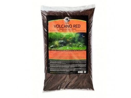 Rataj Volcano Red 8 l  + Dárek - 1x Java moss ZDARMA