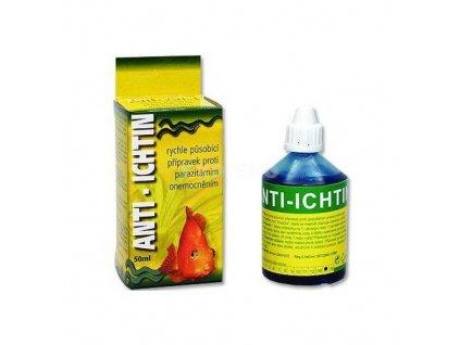 Anti-ichtin 50 ml léčivo na krupičku