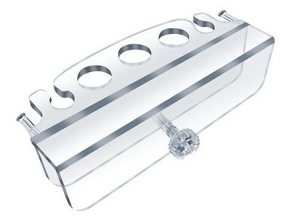 Akvaristika-365.cz Držák na nůžky a pinzety - délka 15 cm
