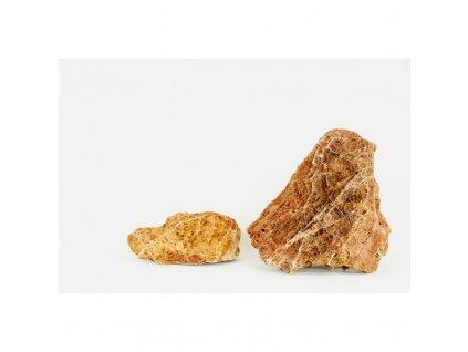 Kámen Orange sunset velikost S (méně než 1 kg 5-15cm)