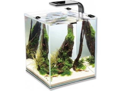 Aquael akvárium 20 x 20 x 25 cm - 10l - černé