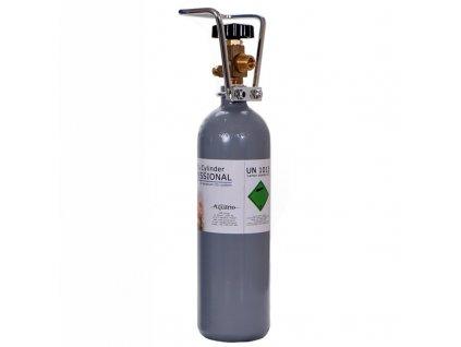 CO2 láhev 2,1 l - plná