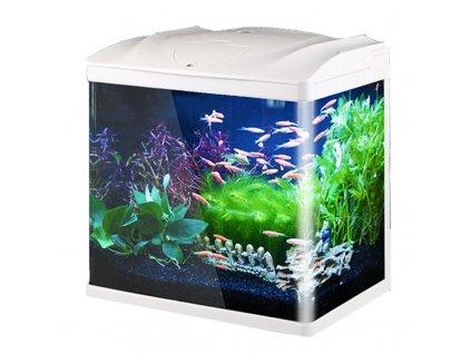 SUNSUN Pika-Pika AquaKids - akvárium 4 l bílé