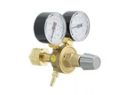 CO2 reduktor - zlatý