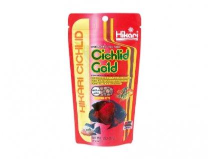 Hikari Cichlid Gold Medium 57 g