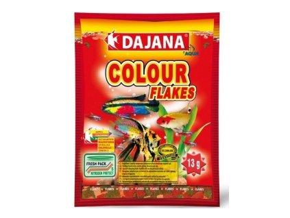 Dajana Colour vločky sáček 13g