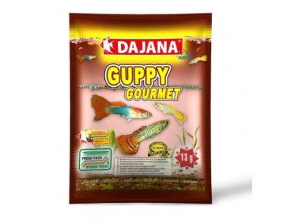 Dajana Guppy mini vločky sáček 13g
