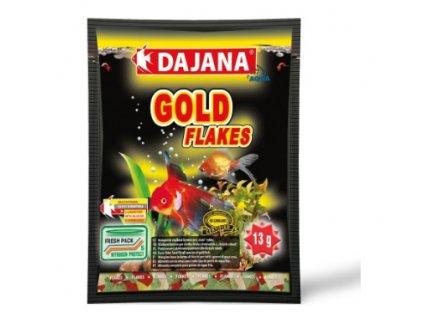 Dajana Gold vločky sáček 13g