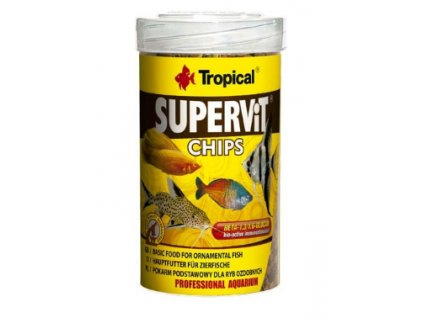 Tropical Supervit Chips 100 ml