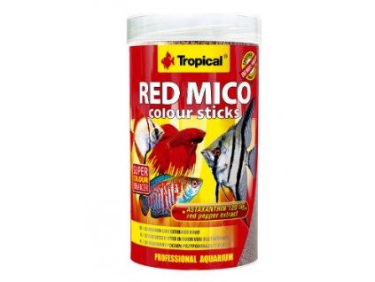 Tropical Red Mico colour sticks 100 ml