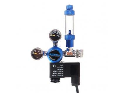 CO2 Reduktor BLUE s nočním vypínáním