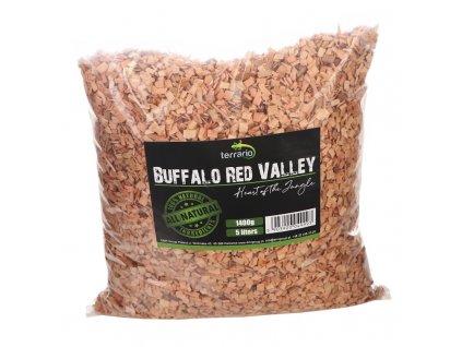 Terrario Buffalo Red Valley 5l - olše
