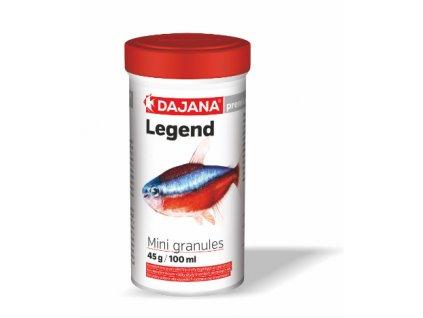 Dajana Legend - Mini granules 100 ml