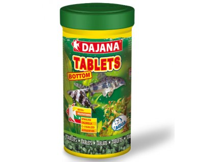 Dajana Tablety na dno 100 ml