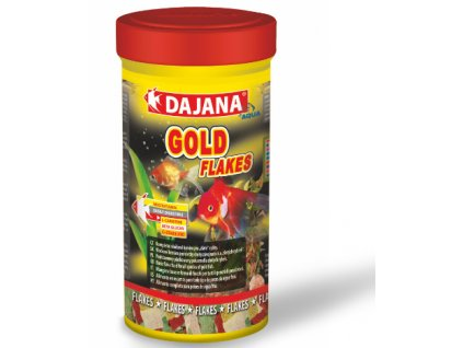 Dajana Gold flakes 500 ml