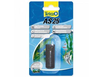 Tetra vzduchovací kámen černý AS25