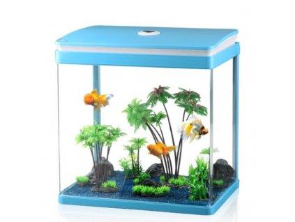 SunSun HGR-300 - akvarijní set 14l - modrý