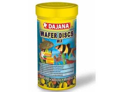 Dajana Wafer discs mix 100 ml