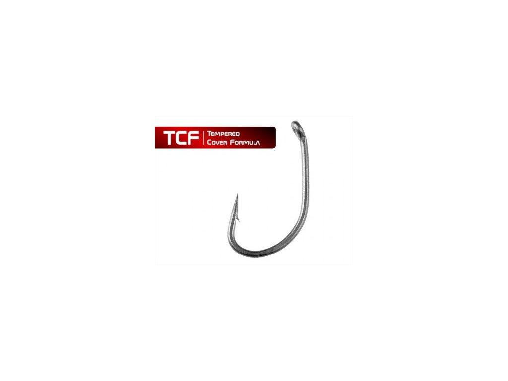Sportcarp háčky TCF Anti-Eject vel.8