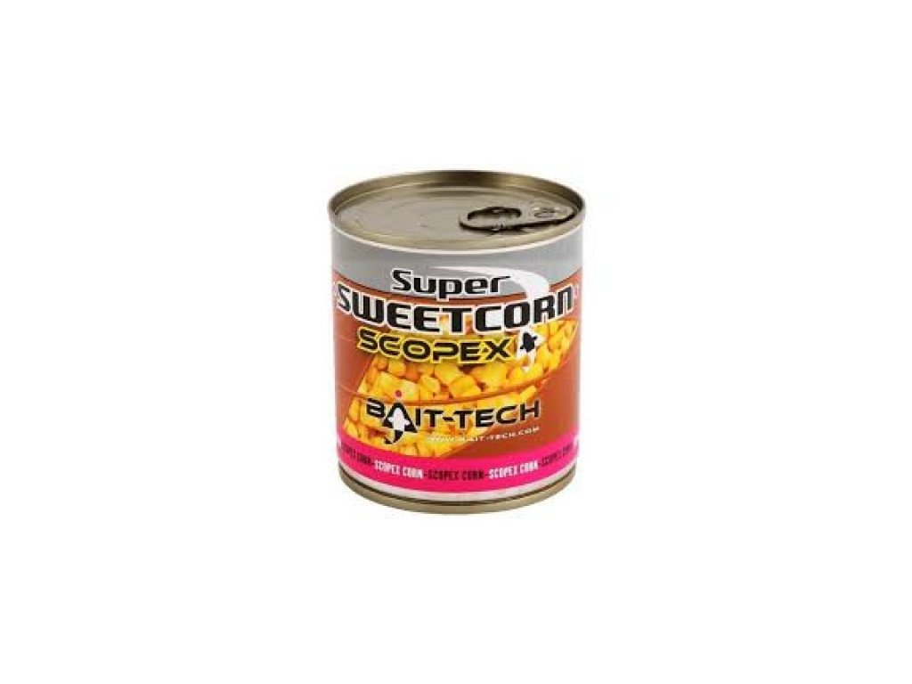 Hobby-G Kukuřice Super Swetcorn Scopex 300g