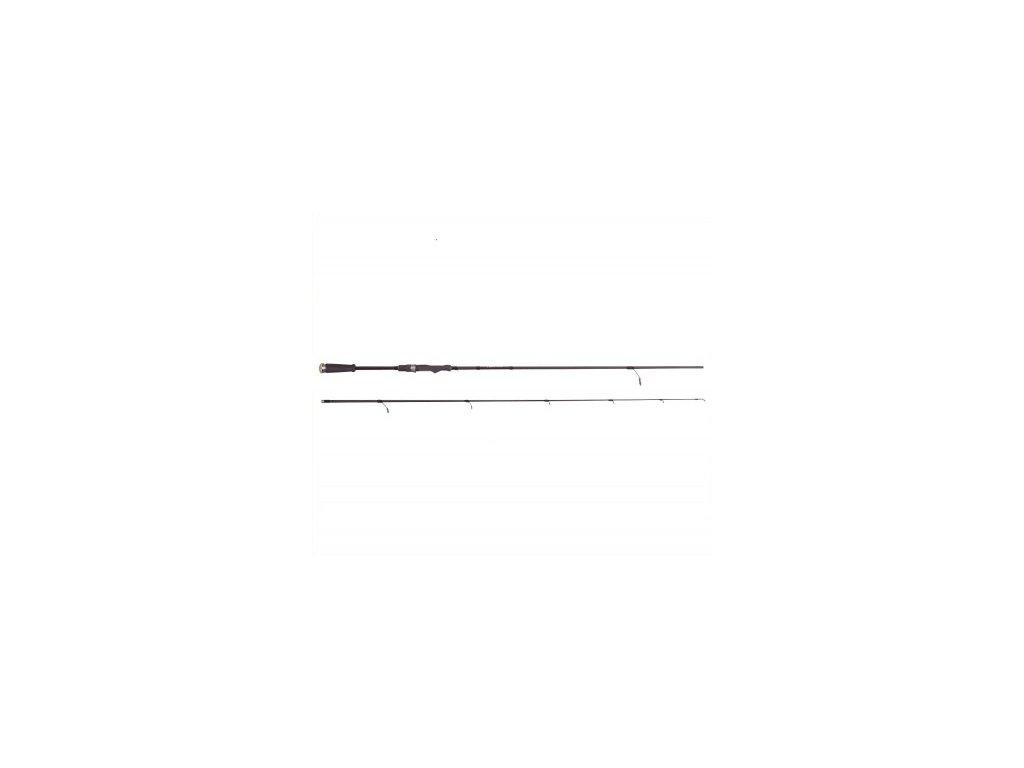 Přívlačový prut Saenger Specitec FTA Spin Pro–T Black 2,7m 15-40g