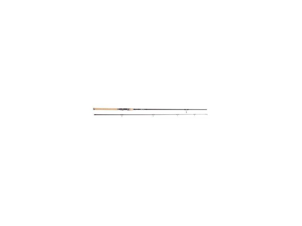 Přívlačový prut Saenger Trout Pro-T Black 1,80m , 8-28g