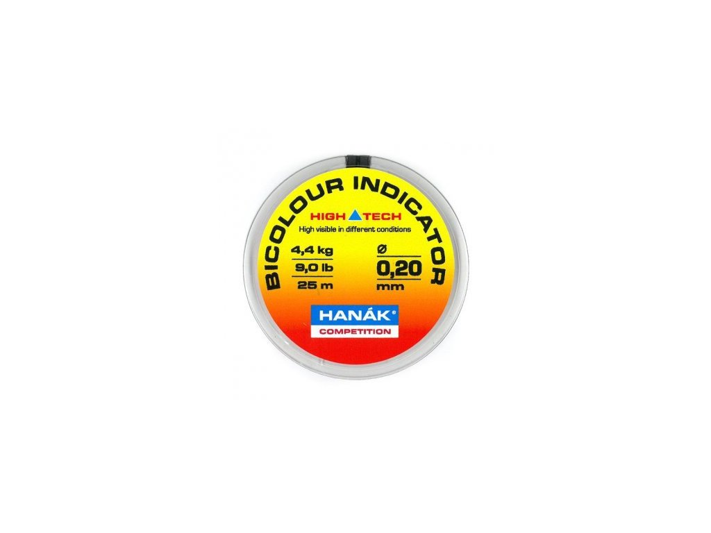 Bicolour Indikátor oranžovo-žlutý 0,35 mm/12kg