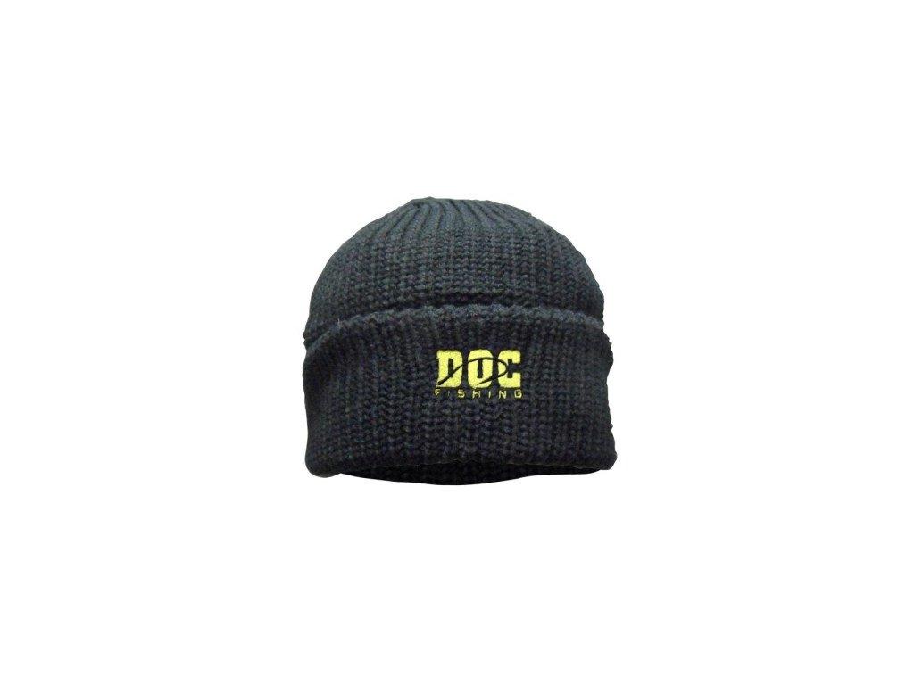 Čepice DOC Thinsulate-černá