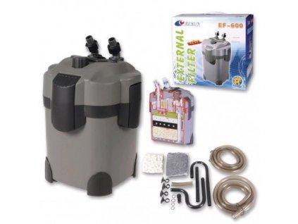 Resun EF-600 externí filtr 15W, 600l/h