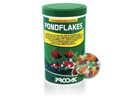 Prodac Pondflakes, 160g